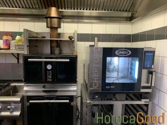 Unox ChefTop MindMaps Plus XEVC-0511-EPRM combisteamer oven 3