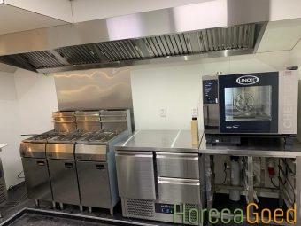 Unox ChefTop MindMaps Plus XEVC-0511-EPRM combisteamer oven 6