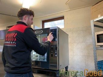 Unox ChefTop MindMaps Plus XEVC-0511-EPRM combisteamer oven 7