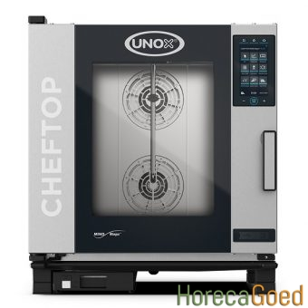 Unox ChefTop MindMaps Plus XEVC-0711-EPRM combisteamer