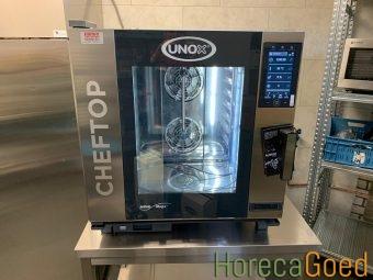 Unox ChefTop MindMaps Plus XEVC-0711-EPRM combisteamer oven 1