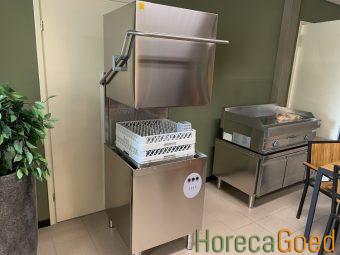 Nieuwe doorschuif vaatwasser horeca 3